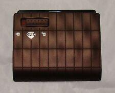 Asus EeePC 1008P 1008PB BOTTOM BASE CASE HARD DRIVE HDD COVER Brown / Bronze