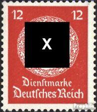 Imperio Alemán d172b nuevo 1942 sello de franqueo oficial