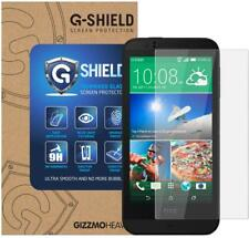 G-shield Tempered Glass 9h Screen Protector for iPhone Samsung Xperia HTC Nexus HTC HTC Desire 510