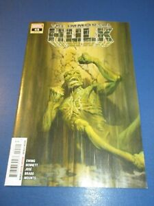 Immortal Hulk #45 Alex Ross Cover NM- Gem Wow