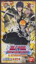 Bleach Card Game Soul Card Battle Booster Part 8 Sealed Box Japanese