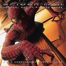 "SPIDER-MAN -""Specter of the Goblin"" etc (CD) Original Film Score by DANNY ELFMAN"