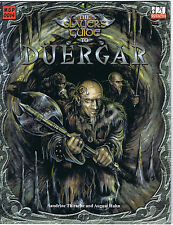 The Slayer's Guide to Duergar - D20 System - Mongoose Publishing