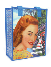 Anne Taintor USA Vintage  Tasche  Shoppingtasche Strandtasche Safe or Sorry