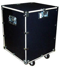 """CABLE CUBE CASE Truck Pack 1/2"""" PLY CASE KIT w/Bare Wood Edges - 22"""" Xtra High"""