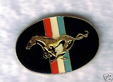 Automotive collectibles - Ford Mustang Logo tac-style pin (Oval Shape)
