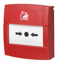 KAC Fire Alarm, Conventional - Break Glass - FLUSHED Manual Call Point - 470ohm