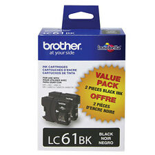 Brother DCP-165C Black Original Ink Standard Yield (2x 450 Yield)