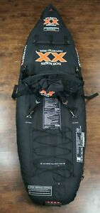 Brand New Dos Equis Coverless Sevylor Kayak Sit On Top 1 Person Fishing Backpack