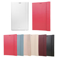 """NEU Leder Case Hülle Stand Cover Holder For Samsung Galaxy Tab S2 9.7"""" T810 T815"""