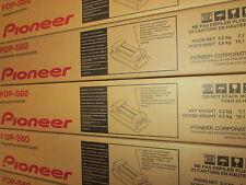 """Pioneer PDP-S60 TV Seite Lautsprecher 50"""" PDP-LX5080D PDP-LX508D 1-Yr Garantie NEU"""