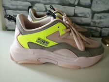 Guess Women's Pink Trainers Size 6 Brand New