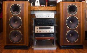 Tannoy Buckingham Loudspeakers British Legend