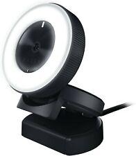 Razer Kiyo Full HD 1080p Streaming Camera with Ring Light Webcam