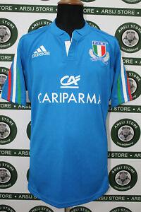 Maglia rugby ITALIA TG XL shirt maillot trikot camiseta jersey