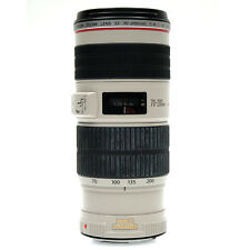 Canon EF 70-200mm f4 L IS USM Lens, Boxed