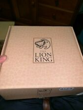 """Disney Store The Lion King """"Remember Who You Are"""" 3D Collector Plate #1701/7500"""