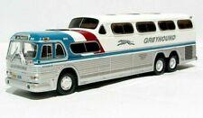 """SUPERB IXO 1/43 1956 GREYHOUND SCENICRUISER BUS/COACH """"NEW YORK EXPRESS"""" BUS021"""