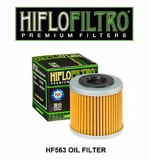 HiFlo HF563 Aprilia 450 RXV Enduro Husqvarna TXC450 Chopper Bobber Oil Filter