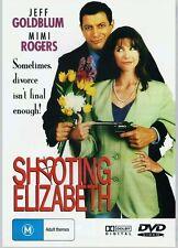 Jeff Goldblum - Mimi Rogers MOVIE ' Shooting Elizabeth ' DVD - 1992