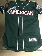 Authentic Majestic 2001 Ripken American League All Star Jersey Sz M Orioles