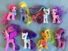 Lot de 8 Mon Petit Poney My Little Pony G4 Hasbro G 4 Lily Blossom Pinkie Pie ..