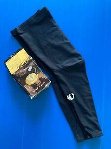 New Pearl Izumi Therma Fleece Cycling Leg Warmers XL  Water Resistant Roubaix