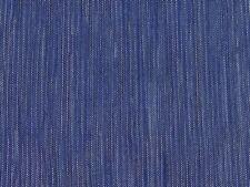 2yd aqua pleated mesh fabric very good weight 4 way spandex lycra USA J4332
