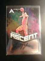 2017-18 Ascension JARON BLOSSOMGAME Ascent Clemson Spurs Rookie Auto Autograph
