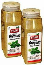 BADIA - Ground Oregano 12 oz / 0.75 lbs (2 PACK)- Oregano Molido