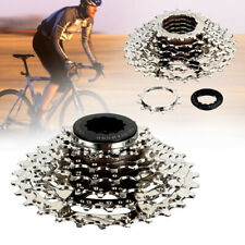 Bicycle Freewheel Cassette 7Speed Mountain MTB Road Bike Riding Silver