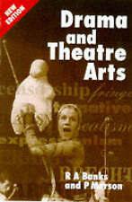 Drama & Theatre Arts - 2nd Edition, Marson, Pauline, Banks, Ronald, Very Good Bo