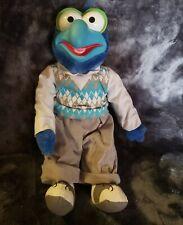 Vintage Muppets Vinyl Plush (GONZO) doll #40121