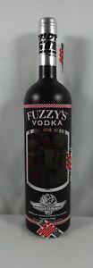 1967 Indianapolis 500 Winner AJ Foyt Commemorative Fuzzy's Vodka Empty Bottle