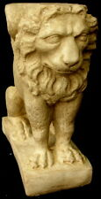 Griffin Sculpture Winged Lion Gargoyle Art Statue
