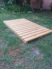 Decking teak o per doccia o vasca Pavimento Antiscivolo Tappetino di legno di TEAK OLIATO né finitura naturale