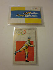 RARE 1940 TOKYO &  OLYMPIC & 1964 MATCH BOX-LABEL / paper COLLECTION from JAPAN