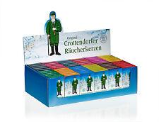 """Original Crottendorfer Räucherkerzen """"Weihnachtsdüfte, 19 verschiedene Sorten"""""""