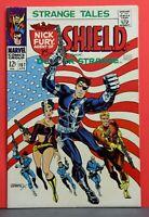 STRANGE TALES #167 Nick Fury Doctor Strange Jim Steranko