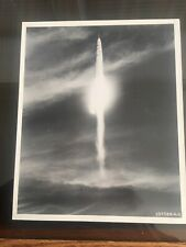 New ListingUs Aircraft - Usaf Vintage Photo - Douglas Aircraft Co. Thor Missile Launch
