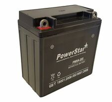 Scooter Battery for Honda CH125 Hawk 400 Interceptor VTR Twinstar 200, PowerStar