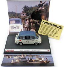 FIAT 600 MULTIPLA AUTRALIA-INGHILTERRA OVERLAND 1969  BRUMM S1716