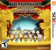 Theatrhythm Final Fantasy: Curtain Call 3DS New No Operating System