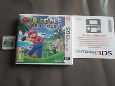 MARIO GOLF WORLD TOUR ( 3DS - NINTENDO ) COMPLET