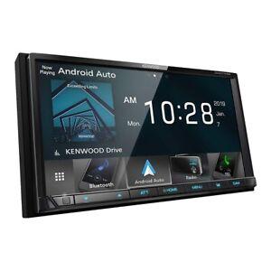 "Kenwood DMX7706S Digital Multimedia Receiver Bluetooth 6.95"" Touchscreen Display"