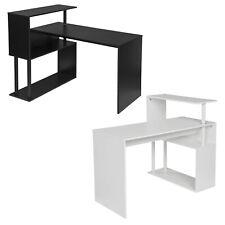 Schreibtisch Computertisch Eckschreibtisch L-Form Tisch Arbeitstisch Bürotisch