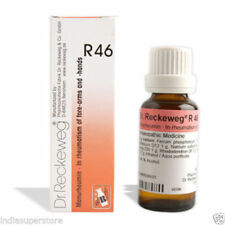 Dr Reckeweg Germany R46 Homeopathic Drop Medicine Rheumatism of fore-arms hands