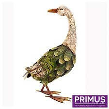 Primus Rural Metal Pelican Garden Ornament Sculpture Gift Ideas PR1672