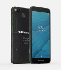 Fairphone 3 Black 64GB Dual sim (Unlocked) Smartphone
