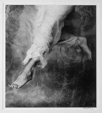 """JOHN WIMBERLEY 1981 DESCENDING ANGEL 11""""X11"""" PHOTOGRAPH - A BEST SELLER!"""